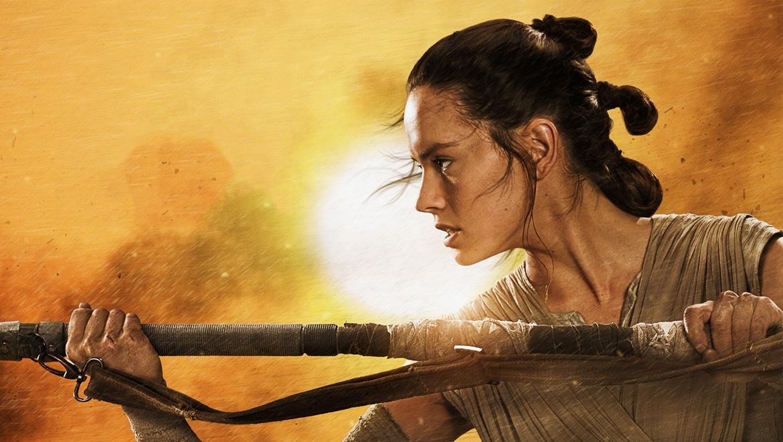 Rey ne Il risveglio della forza