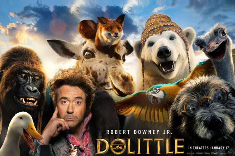 Dolittle (2020), il nuovo film dedicato al dottore che parla con gli animali