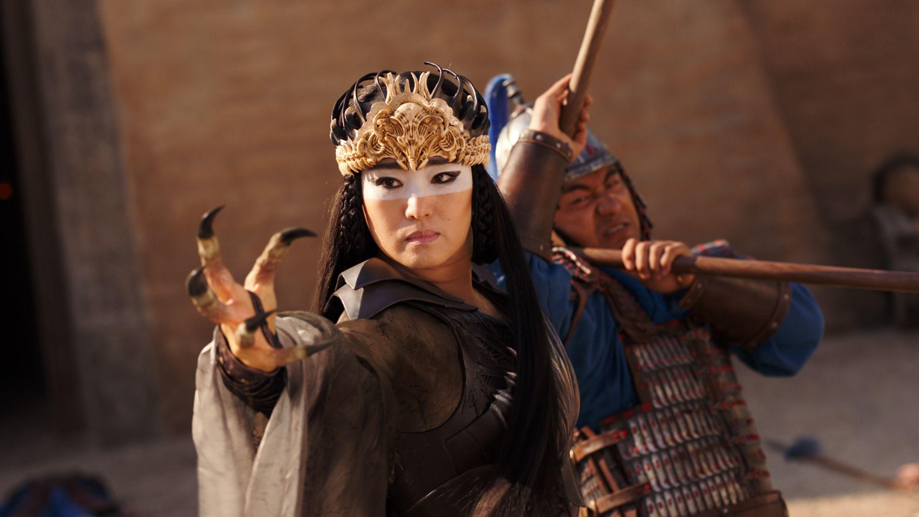 Xian Lang, la strega falco