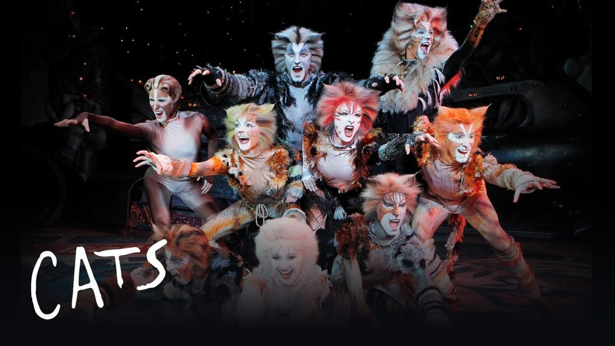 Cats, Il musical di Broadway