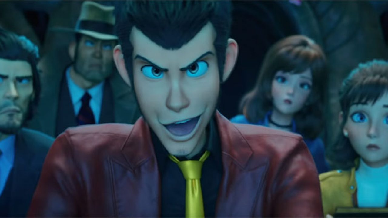 Lupin III the First, il film in CGI