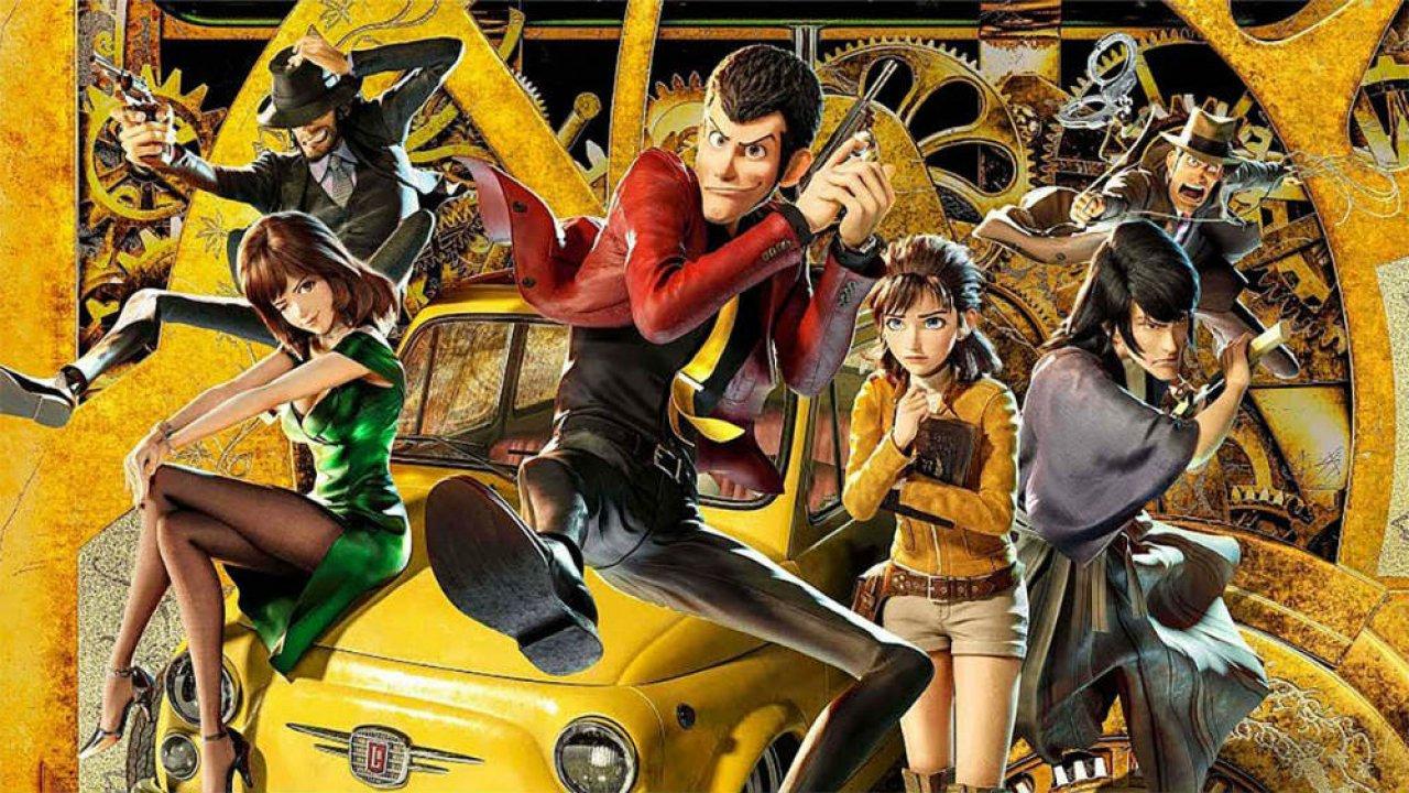Il film si ispira molto, nello stile, a Miyazaki