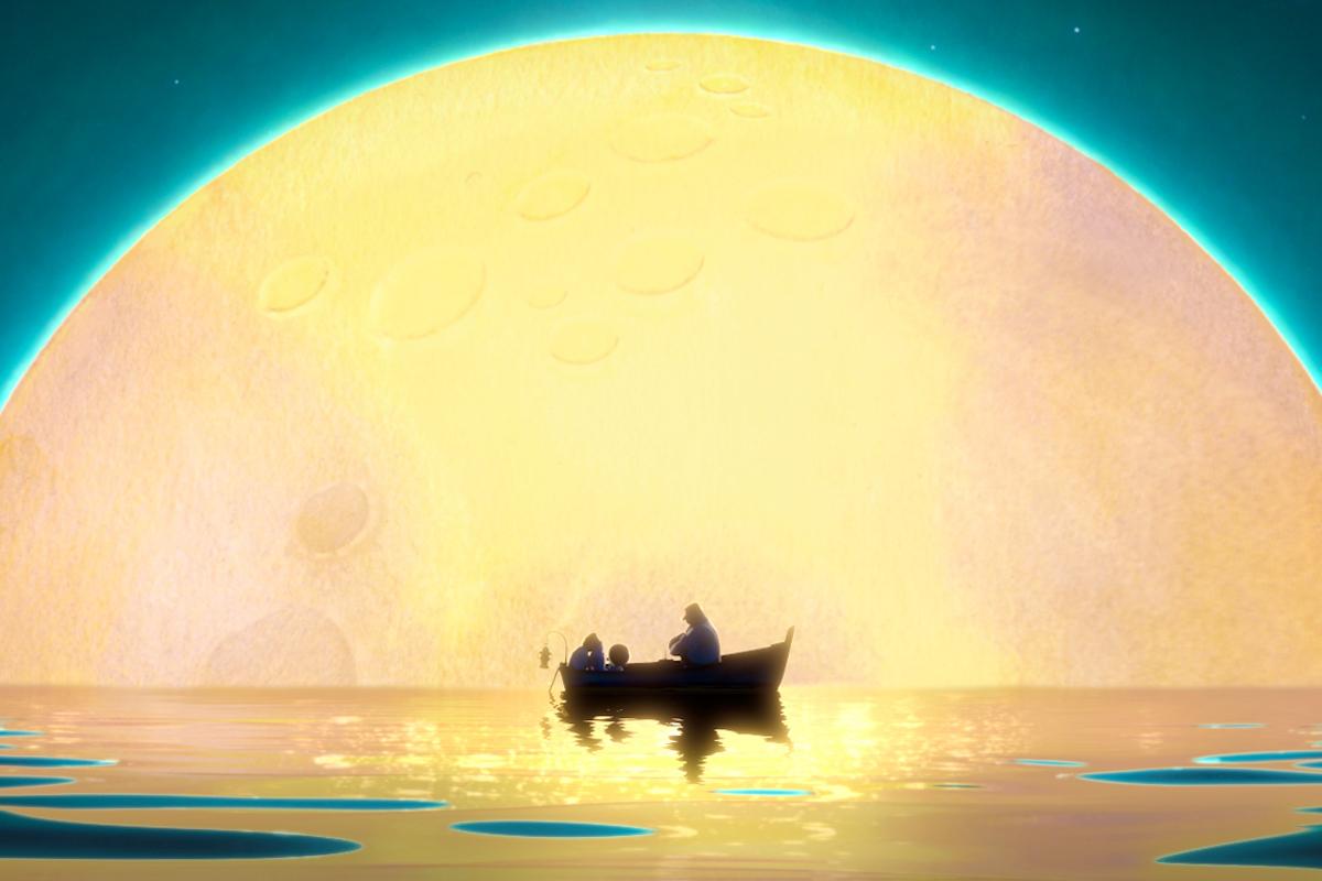 """""""La Luna"""", il primo cortometraggio di Casarosa"""