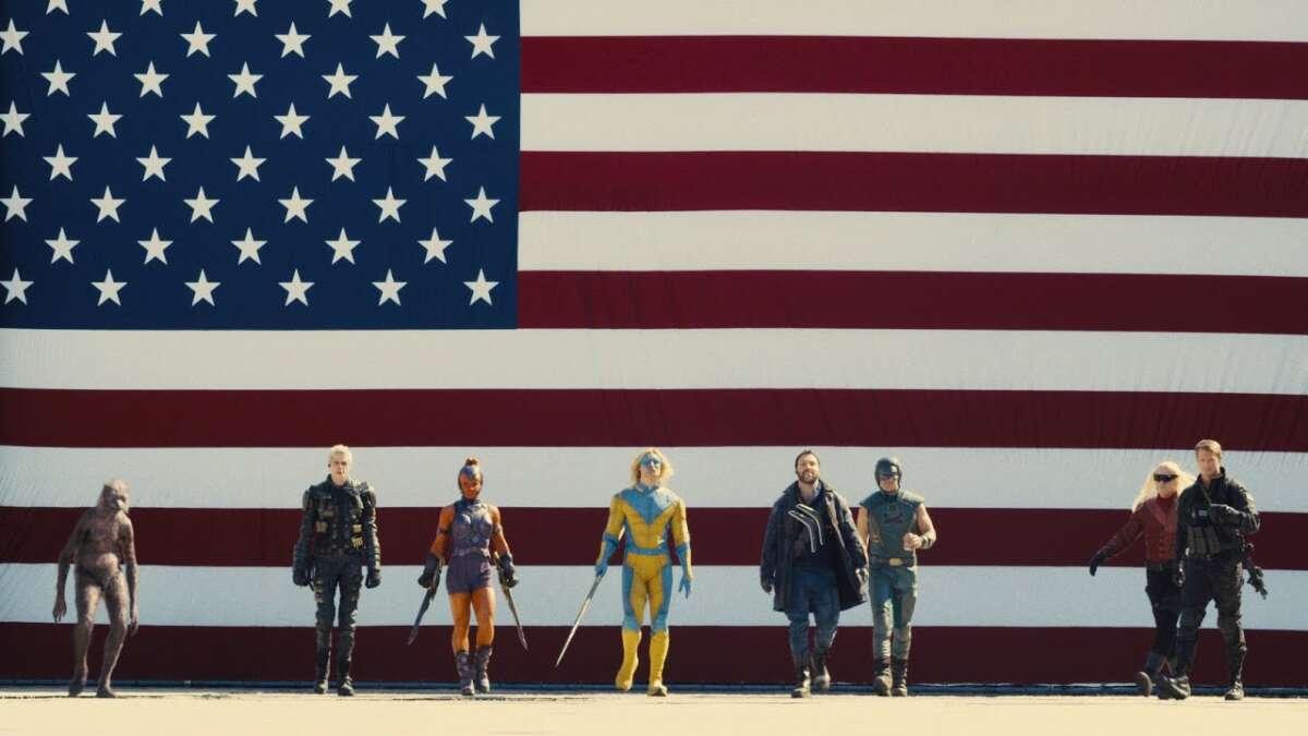 Il nuovo cast di The Suicide Squad