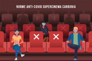 Norme Anticovid - Supercinema Carbonia